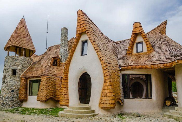 замечаем, сколько картинки домов из глины кемерово