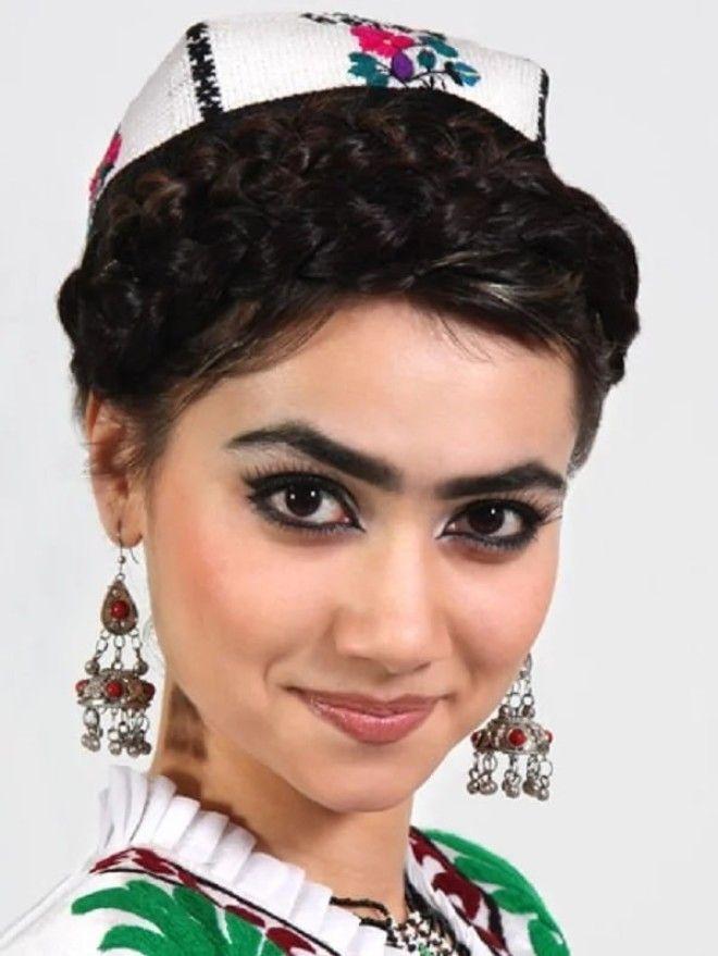 модели таджикистана фото