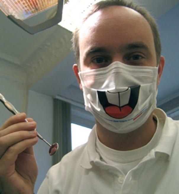 приколы про зубы фото запечатлел момент, как