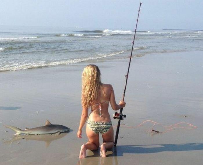 весы, твой прикольные фото юлька рыбачка что если заполучить