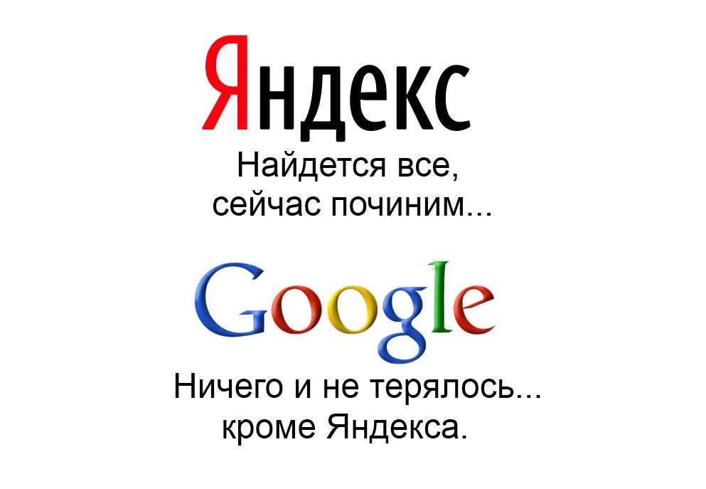 Подборка цитат про Google. Часть 2